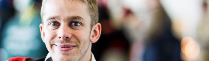 My endurance story:  Alex Brundle
