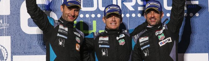 Patrick Dempsey to wave off 6 Hours of Fuji