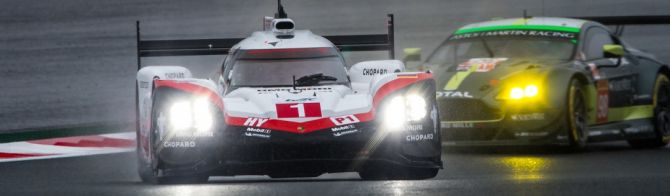 6 Hours of Fuji:  The headlines from Free Practice 1