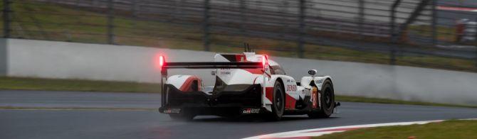 Buemi tops Final Free Practice at Fuji; Porsche 1-2 In LMGTE Pro