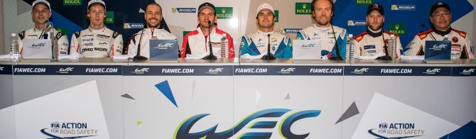 What the Drivers said after qualifying at Fuji