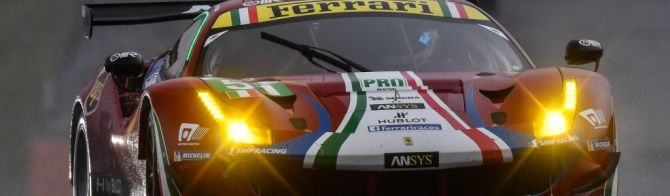 Ferrari takes a clean sweep in LMGTE to extend GT World Championship lead
