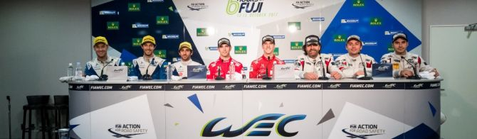 What the LMGTE Pro, LMP2 and LMGTE Am Class winners said...