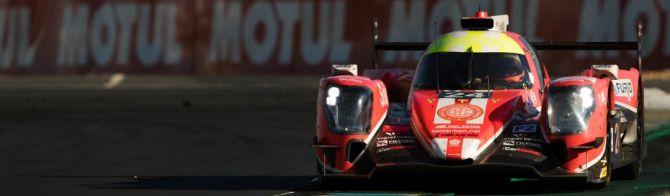 Interview with CEFC Manor TRS Racing's Ben Hanley