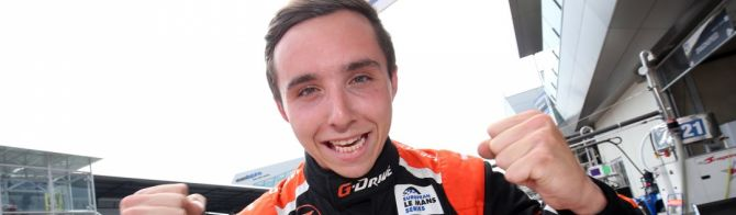 Léo Roussel to replace Pierre Thiriet at G-Drive Racing
