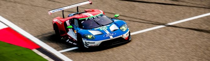 6 Hours of Shanghai Free Practice 1: Toyota and Ford on top