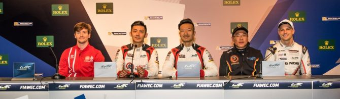 What the Drivers Said on Friday at 6 Hours of Shanghai