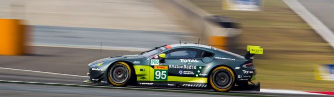 Shortened FP3 sees Toyota on top and Aston Martin leading GTE