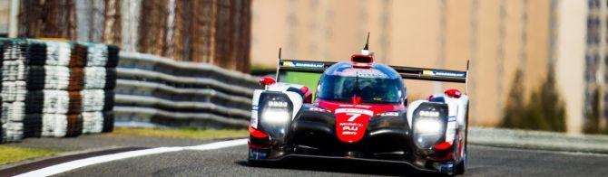 Kobayashi and Conway take Shanghai pole for Toyota