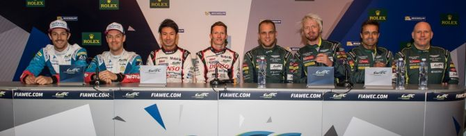 What the drivers said after Qualifying