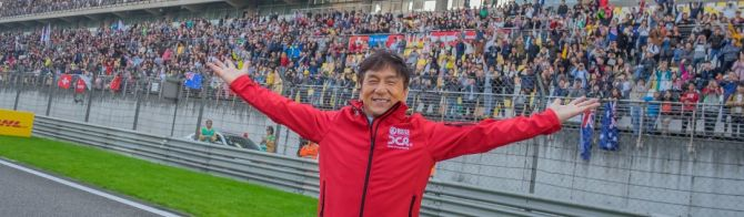 Jackie Chan to Start Shanghai Action