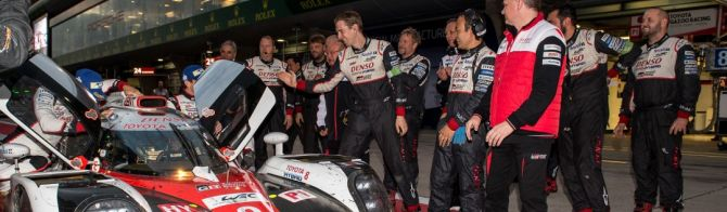 Toyota takes win in Shanghai as Porsche seals WEC titles