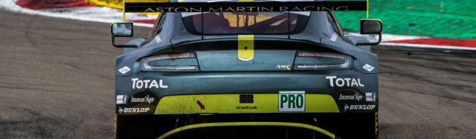 Aston Martin bids farewell to the V8 Vantage