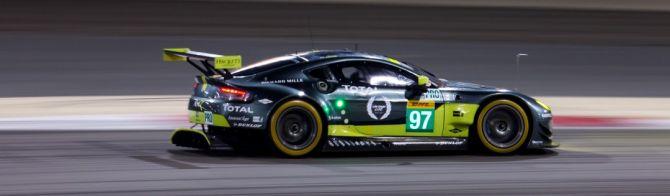 No.8 Toyota of Kazuki Nakajima heads FP2; Aston Martin in charge of LMGTE Pro
