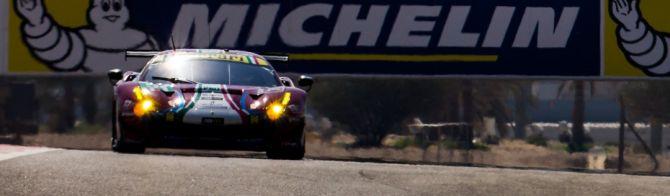 Bernhard heads Porsche 1-2 in FP3; Calado quickest for Ferrari