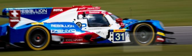 How LMP2 was won – Vaillante Rebellion down to the wire