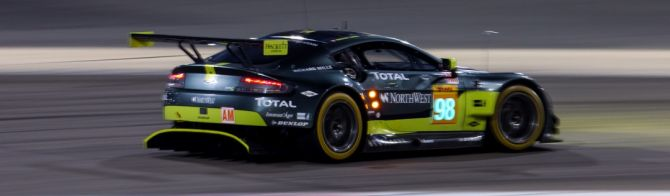 How GTE Am was won: A fitting farewell for Aston Martin's Vantage