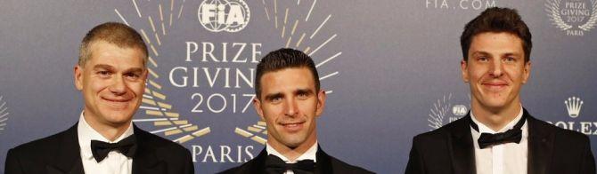 2017 FIA WEC Champions crowned