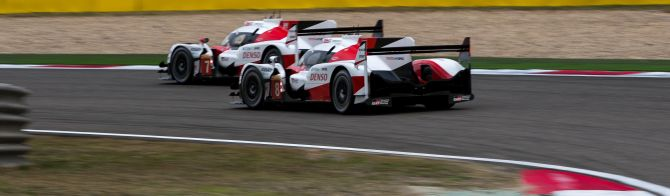 WEC manufacturers – a rich history in endurance racing: Toyota