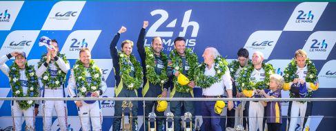 Classements provisoires WEC 2017 : le point après Le Mans