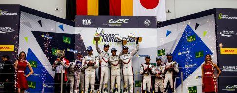 6 Heures du Nürburgring : les réactions du podium LMP1