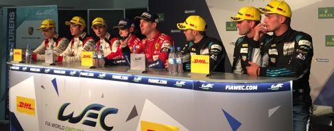 6 Heures du Nürburgring : les réactions des vainqueurs LMP2 et LMGTE