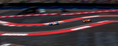 Mexico après 4 heures: Porsche toujours leader, duel Ferrari-Aston Martin en LMGTE Pro