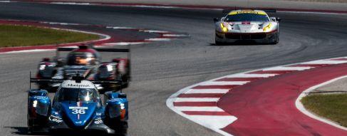 Les 6 H de COTA après 4 heures : Porsche augmente en avance en tête… et lutte contre Ferrari en LMGTE Pro