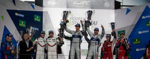 6 Heures de Shanghai LMGTE : victoire Ford de haute volée, Ferrari champion