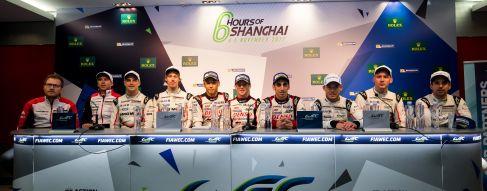 6 Heures de Shanghai : les réactions du podium