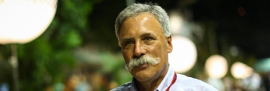 chase carey patron de la formule 1 agitera le drapeau tricolore pour. Black Bedroom Furniture Sets. Home Design Ideas